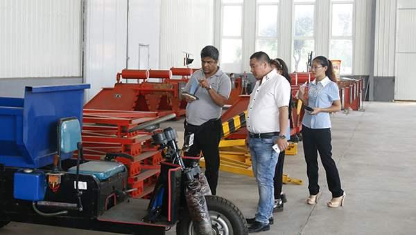 Warmly Welcome Sri Lanka Businessmen Visited China Coal Group For Railway Equipment