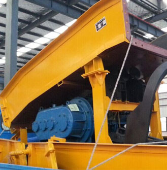 Downhole and Installation of PB Scraper Loader