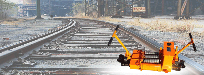 YTF-400 Hydraulic Rail Gap Regulator