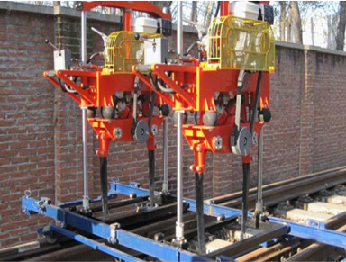 Hydraulic Tamping Machine for Yd-22 II Railway
