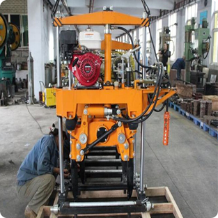 Introduction of YD-22Ⅱ Railway Hydraulic Tamping Machine