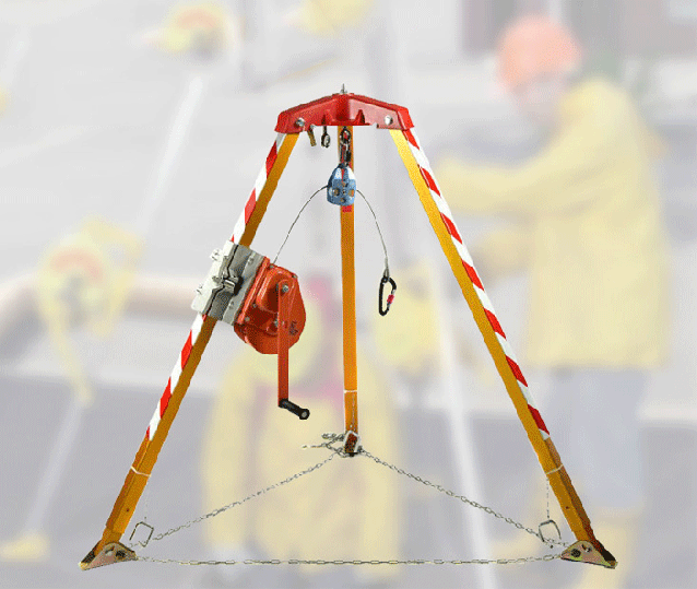 Main Features of Rescue Tripod