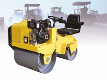 Ride On Road Roller Compactor