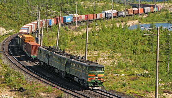 Russia To Invest Railway For Sino-European Cargo