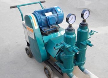 ZMB-6 Double Fluid Hydraulic Grouting Pump