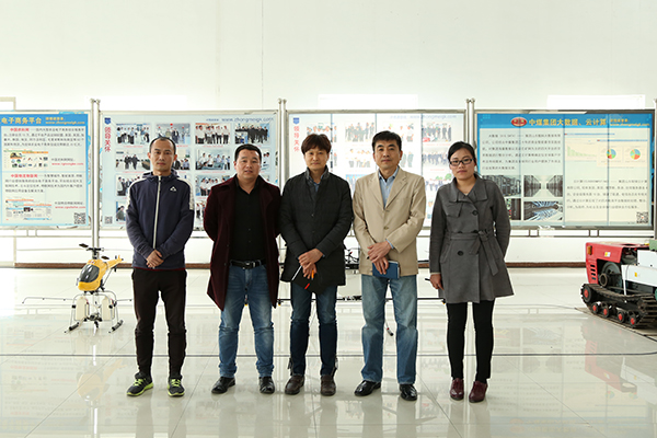 Warmly Welcome South Korea Businessmen to Visit China Coal Group for Procurement of Agricultural UAV Drone