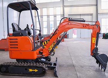 ZM 18 Mini Micro Hydraulic Excavator