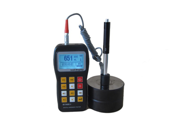 Portable Rebound Leeb Hardness Tester with Mini Printer + D Type Impact Device