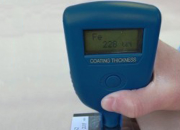 KCT Series Portable Paint Coating Thickness Gauge