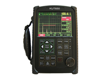 KUT650 Portable Automated Ultrasonic Flaw Detector