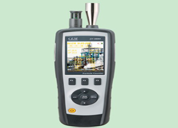 DT-9880 Air Quality Particle Counter