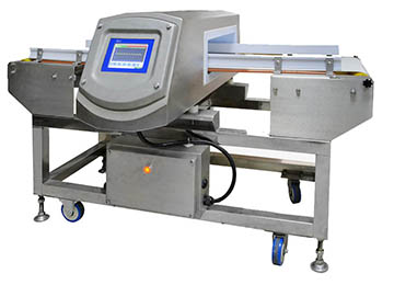 GJ8 GJ-VIIIN Digital Metal Detection in Food Industry