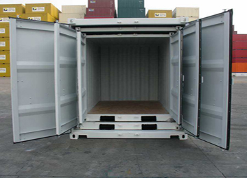 40 Foot HC Stainless Steel Logistic Shipping Container