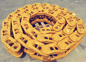 Bulldozer Spare Parts Cycle Chain Link Assy