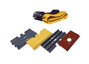 Dozer Parts Bulldozer Track Shoes Creeper Tread