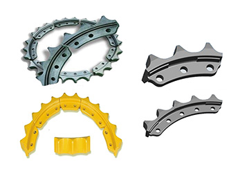 Bulldozer Teeth Sprocket Segment
