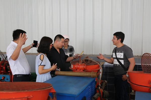 Warmly Welcome Colombian Merchants To Visit China Coal Group For Investigation And Procurement