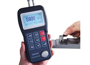 ZM130 Ultrasonic Thickness Gauge