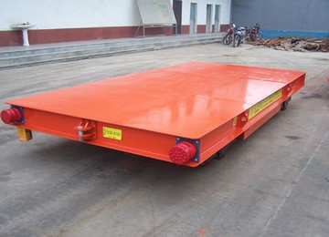 MPC18-6 Flat Bed Trailer