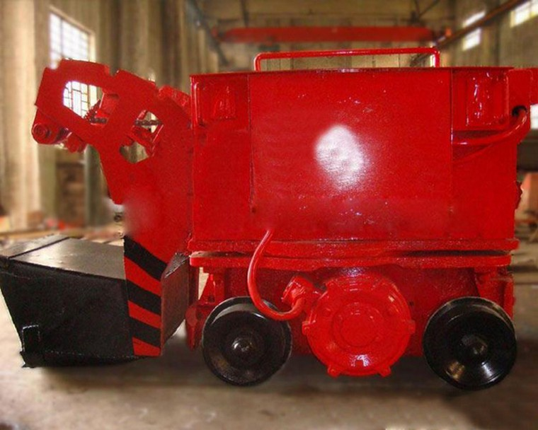 Z Series Mining Mucker Machines