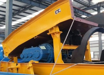 P90B Scraper Bucket Loader
