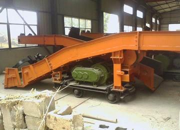 P120B Mining Scraper Rock Loader