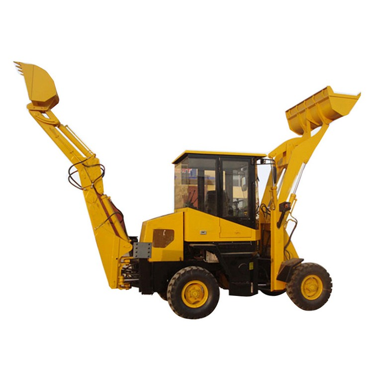 WZ tunnel dedicated backhoe loader