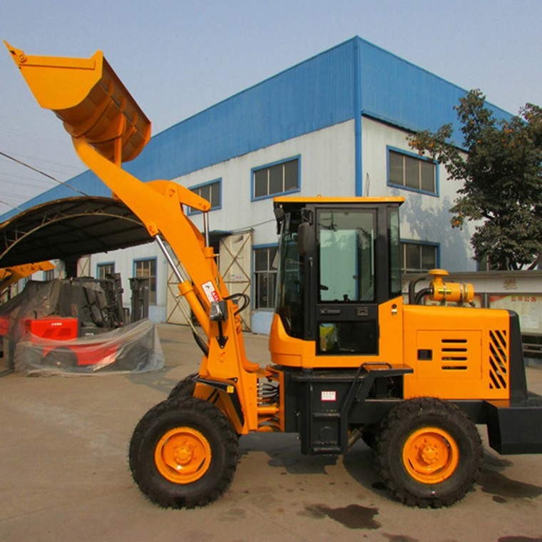 ZL-30 Wheel Rock Loader