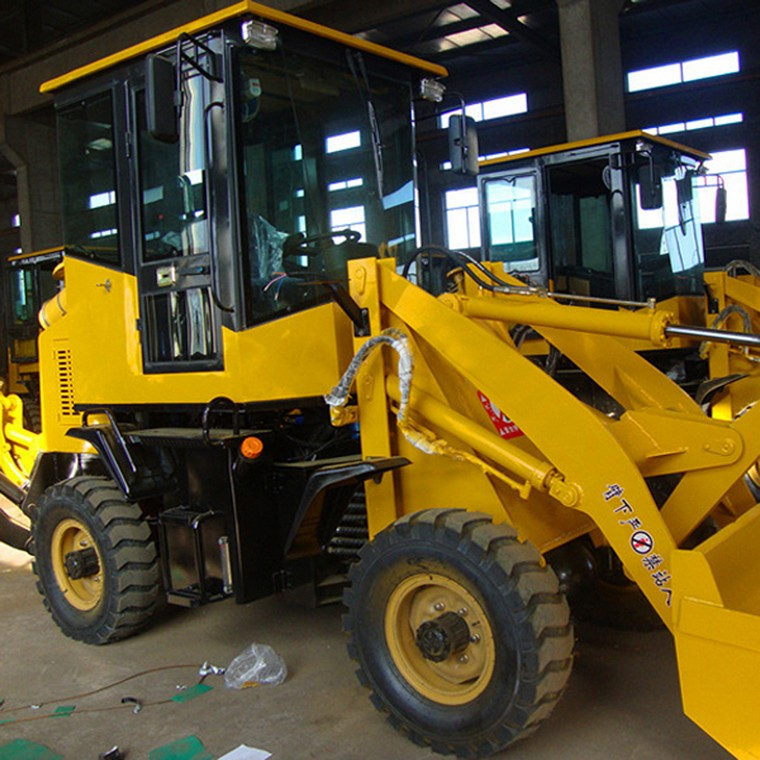 ZL-920 2 Tons Mini Wheel Loader