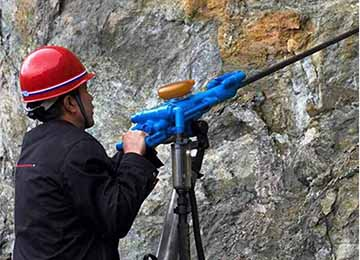 YT27 Portable Pneumatic Rock Drill