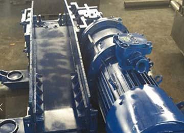 SGB520/40 Horizontal Coal Mine Scraper Conveyor