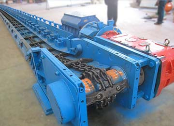 SGD Single Stand Scraper Conveyor