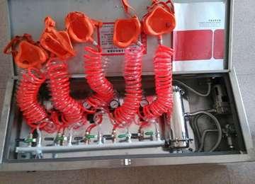 ZYJ (C) Mining Pressured Air Self Rescuer Device
