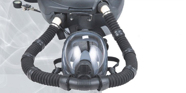 RHZYC240 Positive Pressure Fire Breathing Apparatus (cabin)