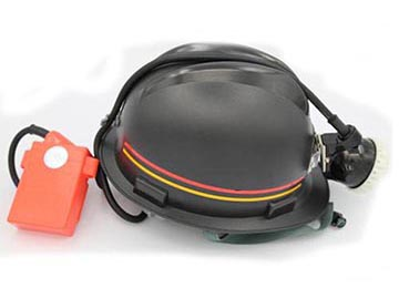 Mining Headlamp Helmet