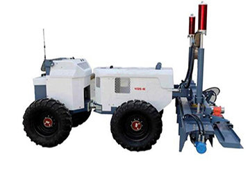 YZ25-4E Concrete Laser Screed Machine