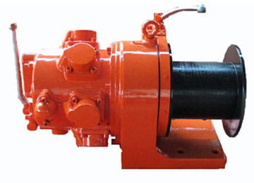 JQY/ JQYS Mining Pneumatic Air Winch