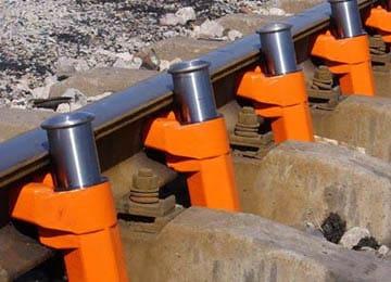 Rail Retarder Dowty Retarder