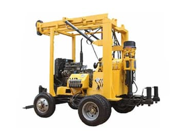 XYX-3 Trailer-Mounted Water Well Drilling Rig