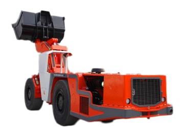 XYWJ-3 3 Cubic Meter Underground Mining Dump Truck