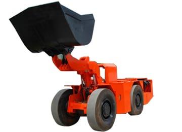 XYWJ-1.5 Underground Mining Load Haul Dump Machine