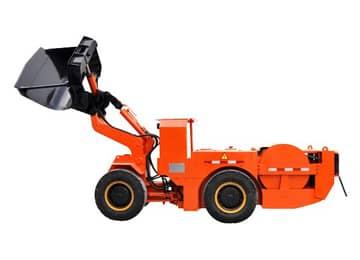XYWJD-1C Electric Load Haul Dump Truck