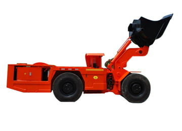 XYWJD-3 Electric Load Haul Dumper for Mining