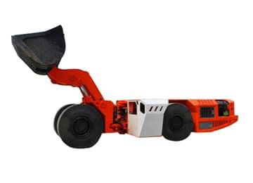 XYDC-10 Diesel Engine LHD Mining Loader Equipment For Underground