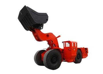 XYWJD-4 Load Haul Dump Underground Mining Equipment