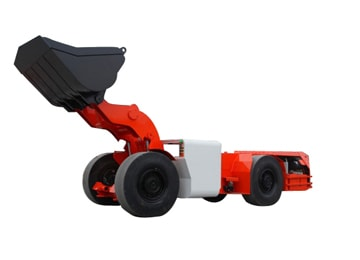 XYDC-5 Underground Load Haul Dump Machines