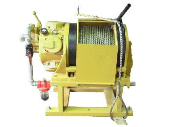 JQHS-20 *18 Pneumatic Air Winch