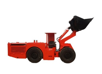 XYWJ-1 Mining Diesel Powered Loader and Dump Truck