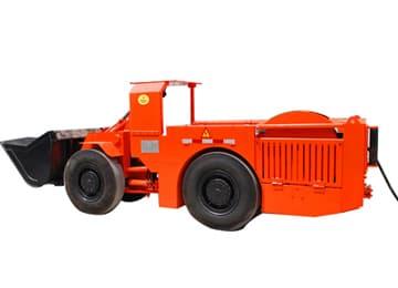XYWJD-1 Underground Mining Load Haul Dump LHD Loaders