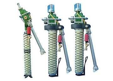 MQT Anchor Drilling Machine Pneumatic Roof Bolter